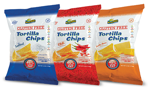 chips news New products line