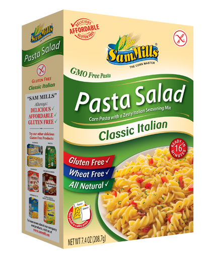 pasta salad classic italian Products Line