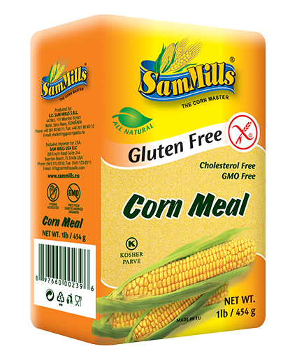 sm corn meal Products Line