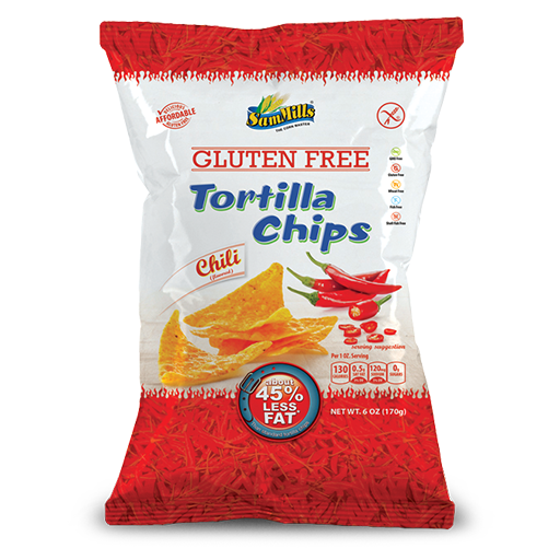 tortilla chips chili Products Line