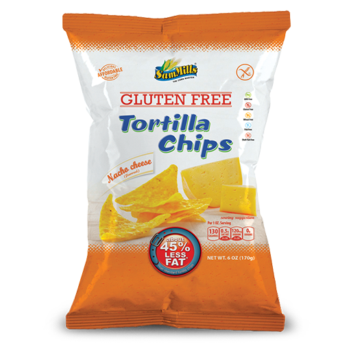 tortilla chips nachocheese Products Line