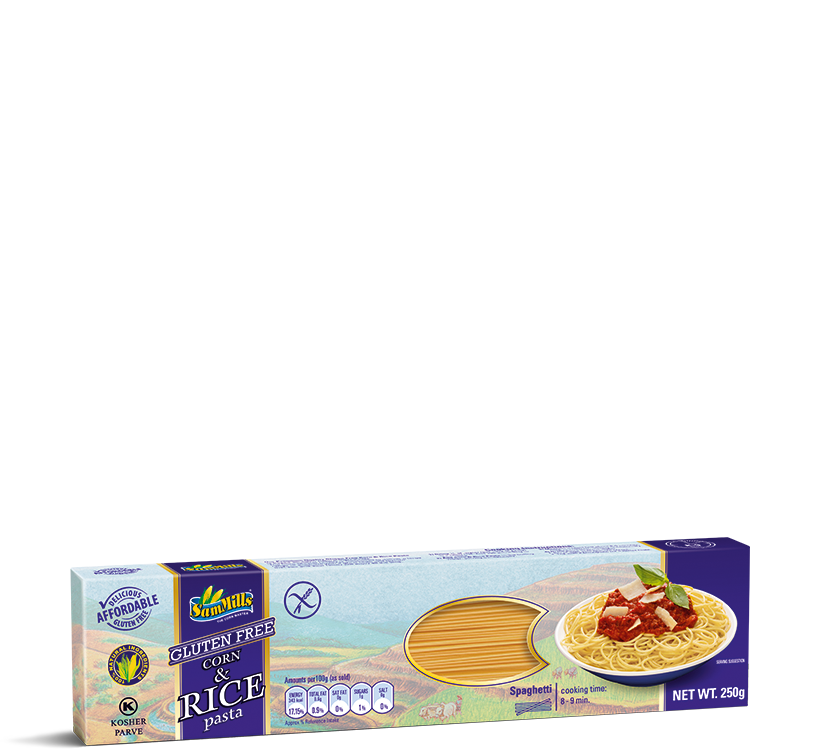 3D Rice spaghetti EU1 Products Line
